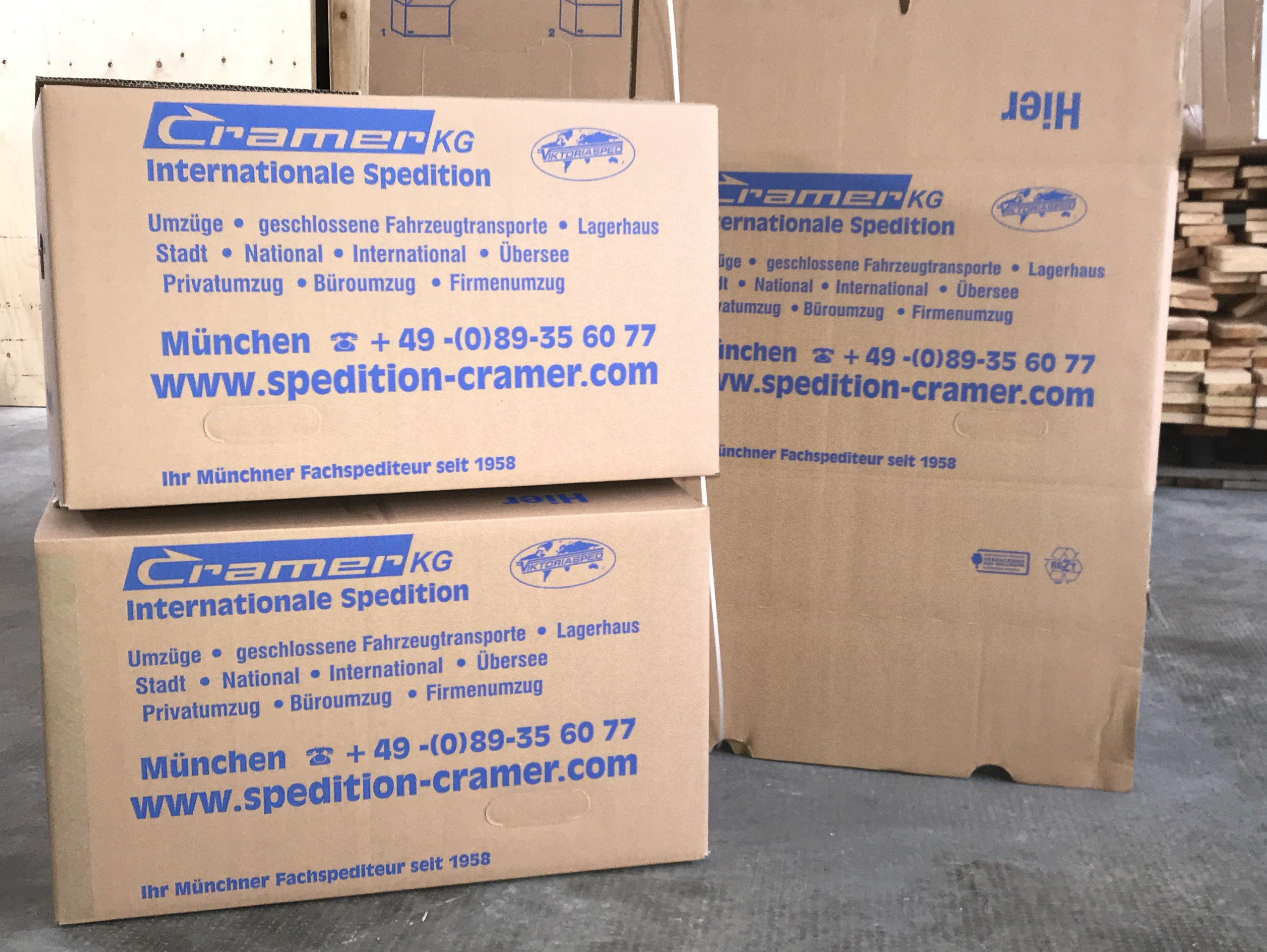 Verpackungsmaterial & Equipment